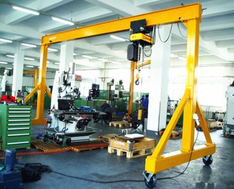 advanced gantry crane