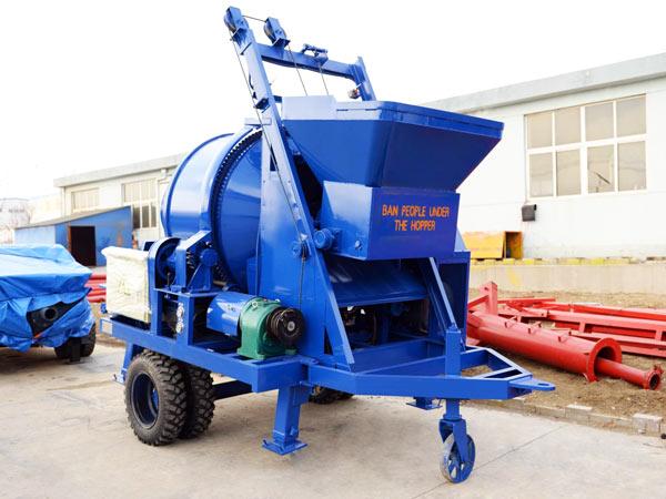 JBS40-JS500 mixer pump