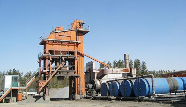 The Difference Between Mobile And Fixed Or Stationary Asphalt Plants